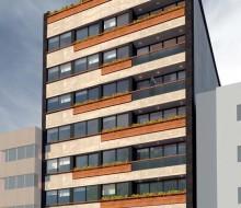 Edificio Multifamiliar «BARRENECHEA» 16 Viviendas en San Isidro. Lima