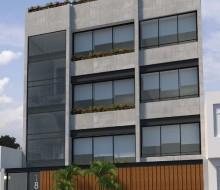 Edificio Multifamiliar «LOS LÚCUMOS» 3 Viviendas exclusivas en La Molina. Lima