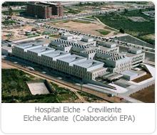PROYECTO BÁSICO PARA NUEVO HOSPITAL ELCHE-CREVILLENTE, EN EL SECTOR  E-27, EN ELCHE – ALICANTE