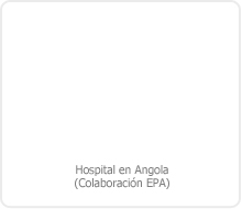PROYECTO DE EJECUCIÓN PARA UN NUEVO HOSPITAL EN ANGOLA.