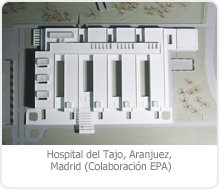 HOSPITAL DEL TAJO, Aranjuez (Madrid).
