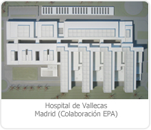 HOSPITAL DE VALLECAS, (Madrid).