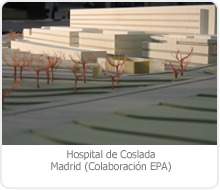 HOSPITAL DE COSLADA, (Madrid).
