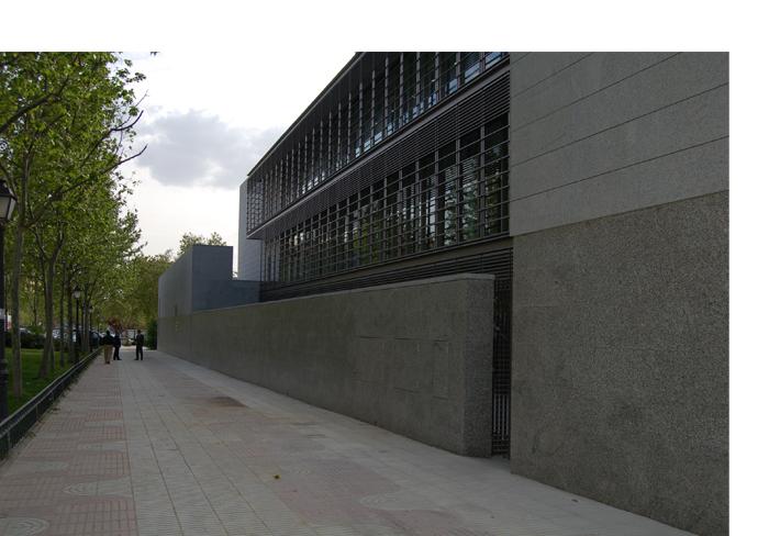"""CENTRO DE SALUD """"LOS CASTILLOS"""", ALCORCÓN – MADRID."""