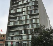 Edificio Multifamiliar «ESSENZA» 65 Viviendas en Miraflores, Lima.